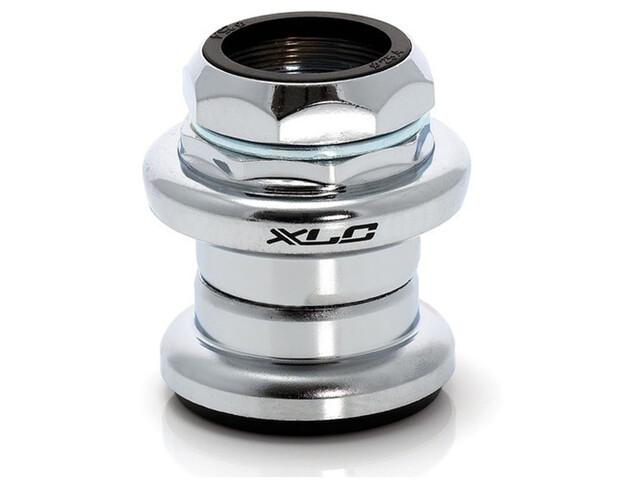 "XLC HS-S02 Steuersatz 1 1/8"" EC34/25,4 I EC34/30 silber"